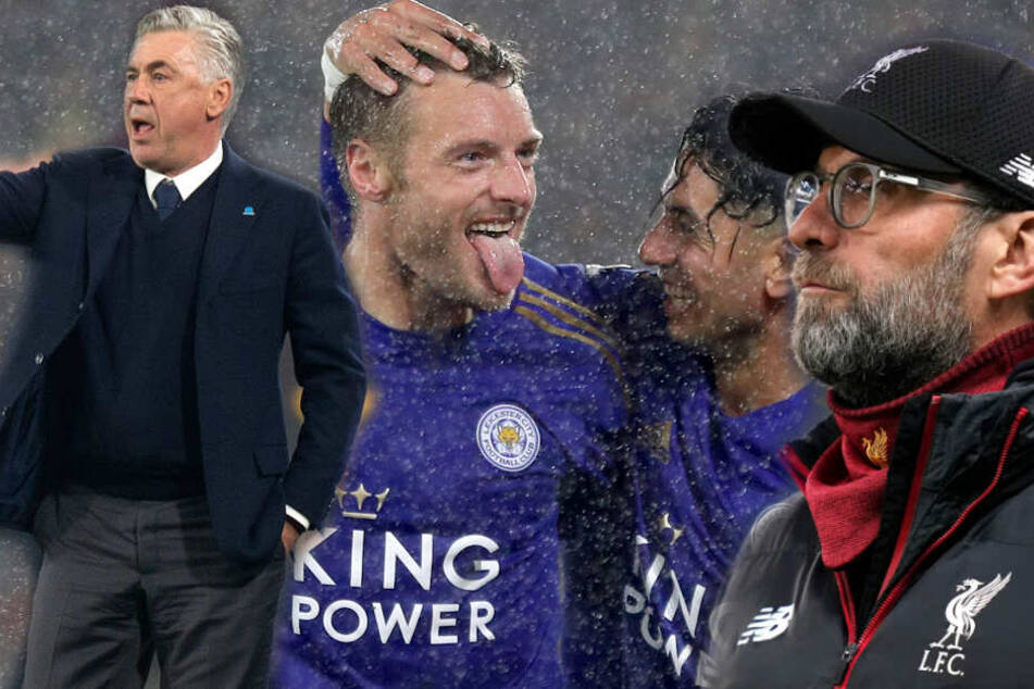 Klopp-Gipfel zum Boxing Day, Ancelotti feiert Everton-Debüt