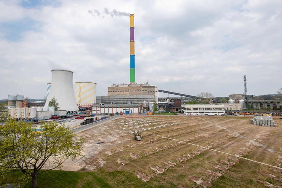 Der Chemnitzer Energieversorger eins energie sorgt bei Die Linke für Aufregung.