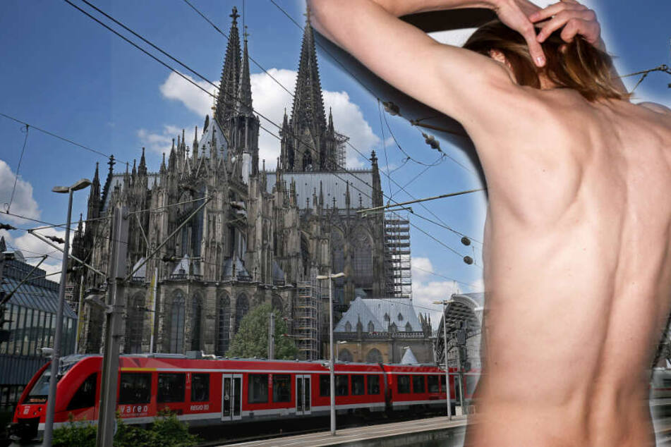 Kölner Hauptbahnhof: Typ packt Penis aus, Polizei schnappt zu