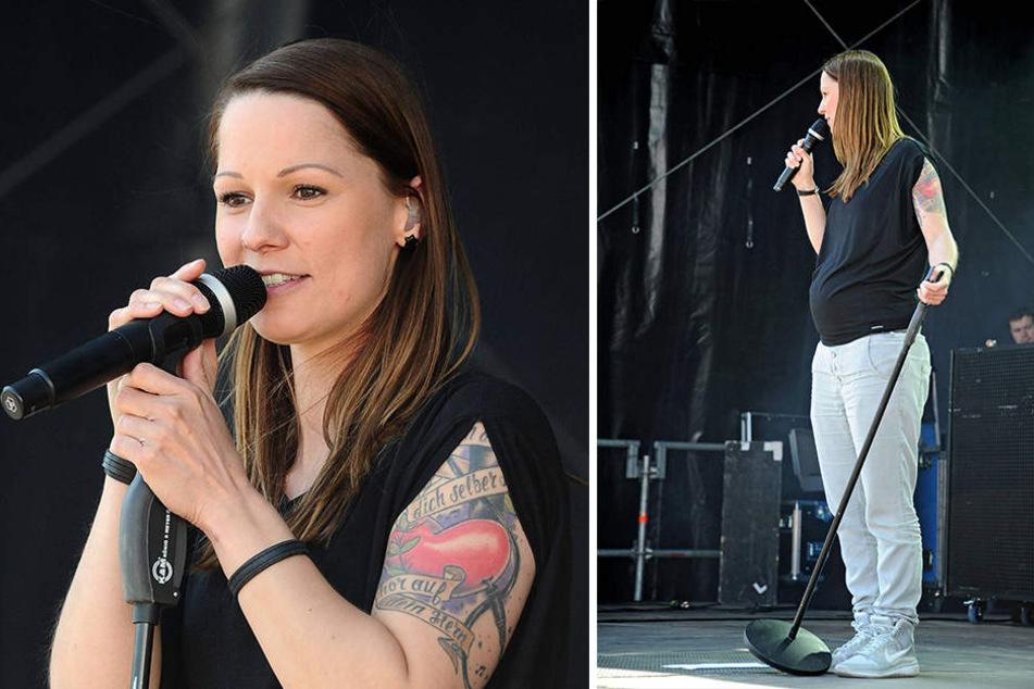 Die 34-jährige Sängerin Christina Stürmer hat eine Tochter zur Welt gebracht.