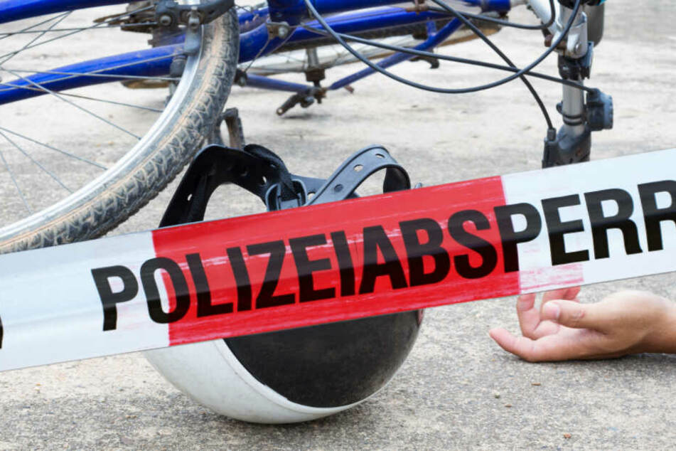 43-Jähriger nach Sturz mit seinem Fahrrad gestorben!