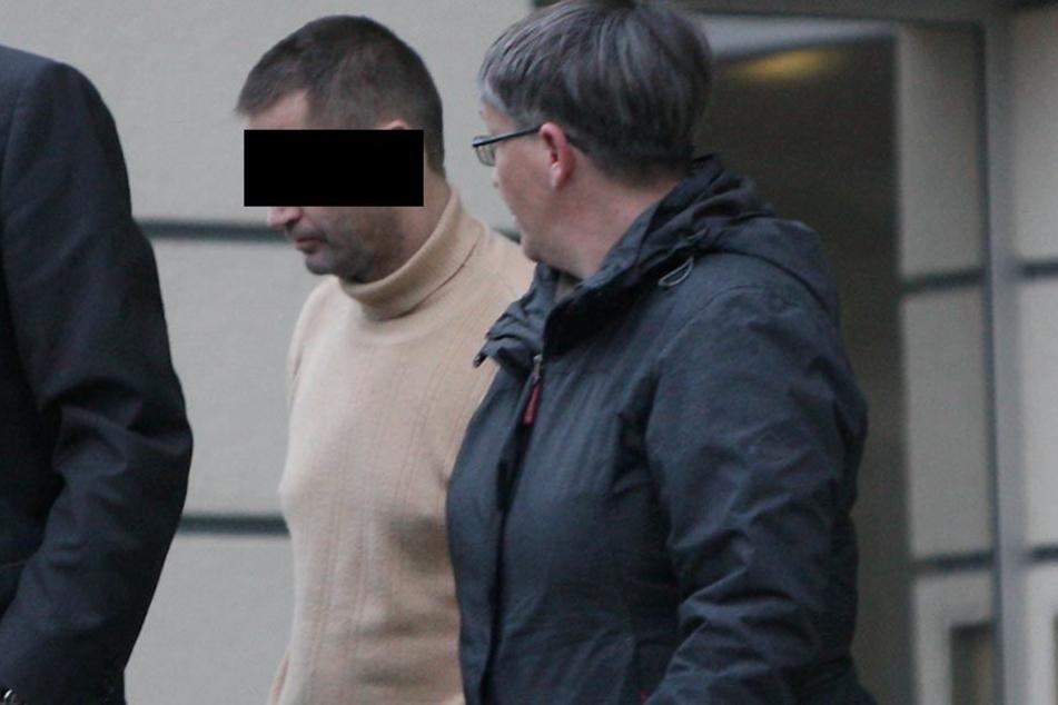 Daniel B. (38) kam noch am Mittwochabend in Untersuchungshaft.