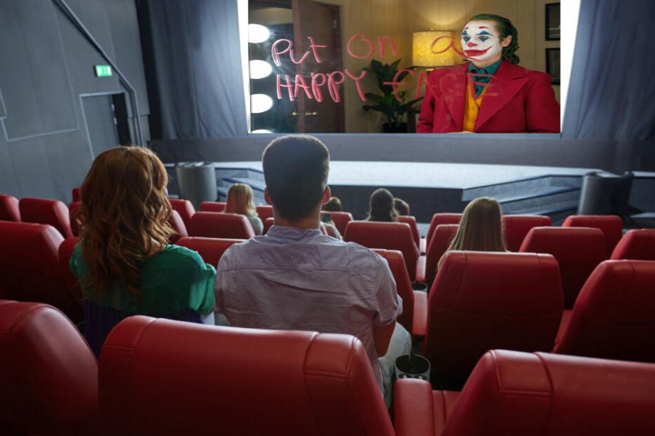 """Joker-Publikum flieht panisch aus Kino, als ein Mann """"Allahu Akbar"""" schreit"""