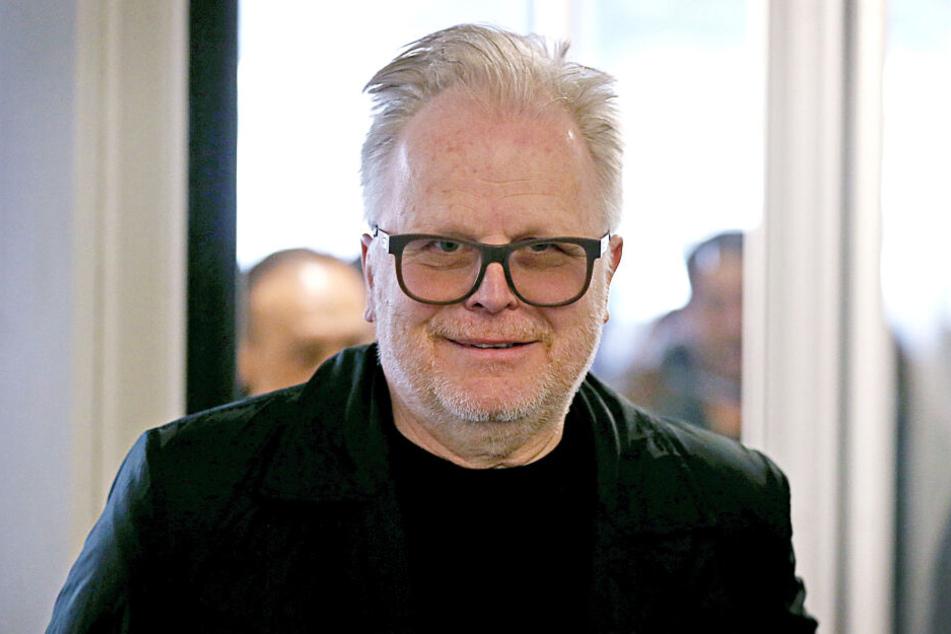 Der Sänger Herbert Grönemeyer.