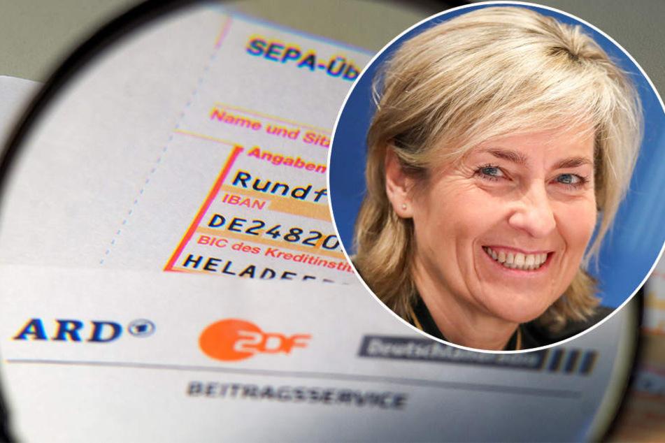 MDR-Intendantin Karola Wille (58) stellte am Montag den Wirtschaftsplan für 2018 vor.