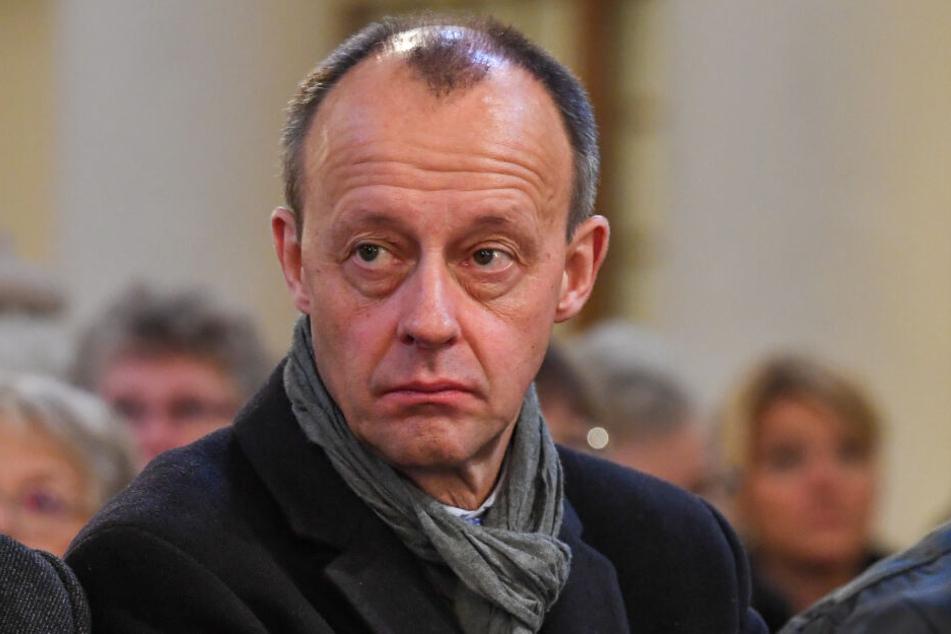 Friedrich Merz (64, CDU) stimmte 1997 gegen die Strafbarkeit von Vergewaltigung in der Ehe.