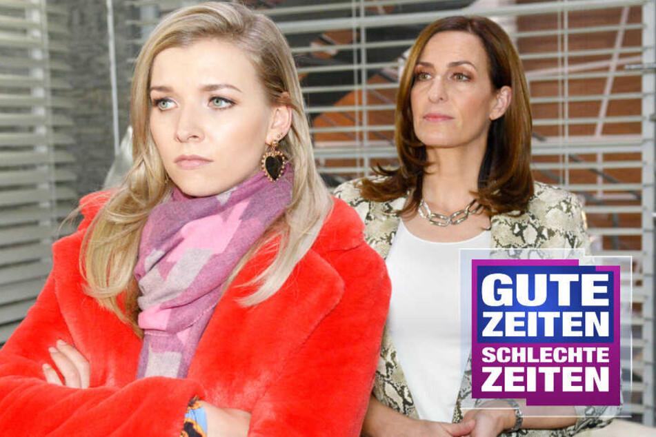 Liebes-Aus wegen Katrin: Schlägt GZSZ-Brenda jetzt zurück?