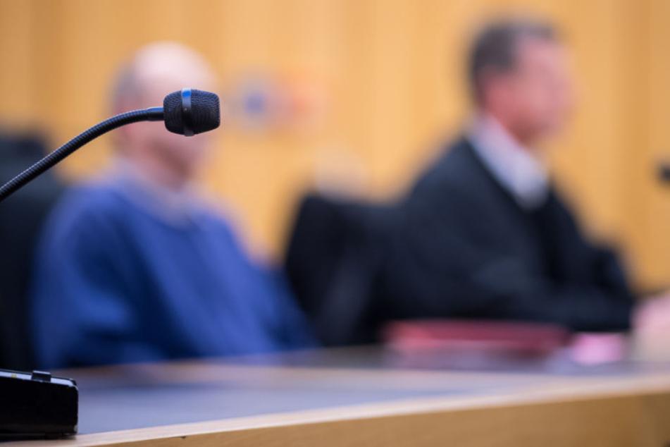 Der Angeklagte ist in einer Psychiatrie untergebracht (Symbolfoto).