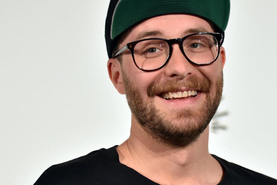 """Der Musiker Mark Forster bei der Vorstellung zur fünften Staffel der TV-Show """"Sing meinen Song - Das Tauschkonzert"""" in Berlin."""