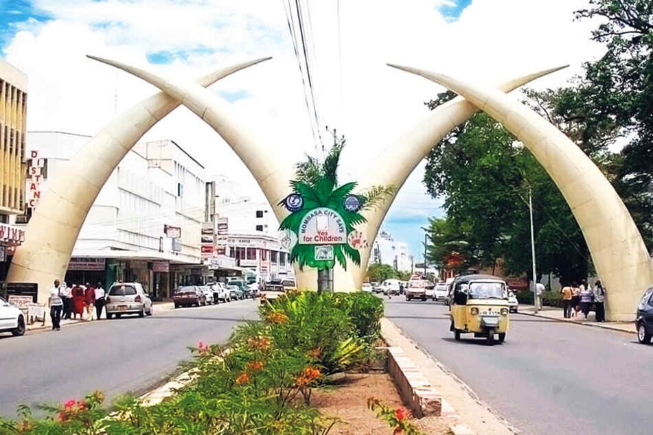 In Mombasa (Kenia) wuchs Susan A. als kleines Mädchen auf.