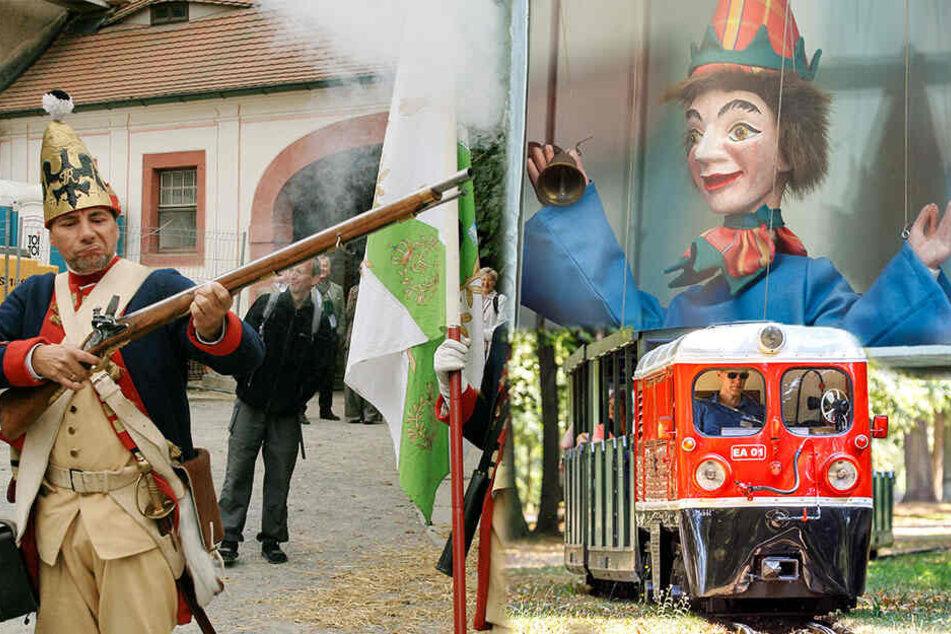 Dresden und Umgebung: Das sind die Tipps fürs Wochenende