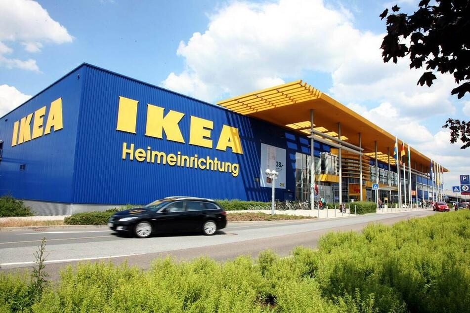 Möbelhäuser wie IKEA in Dresden dürfen ab dem 4. Mai wieder öffnen.