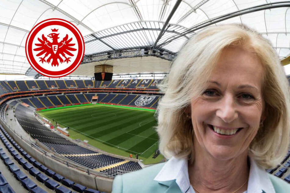 """OB-Kandidatin Weyland: """"Wir verkaufen das Stadion an die Eintracht"""""""