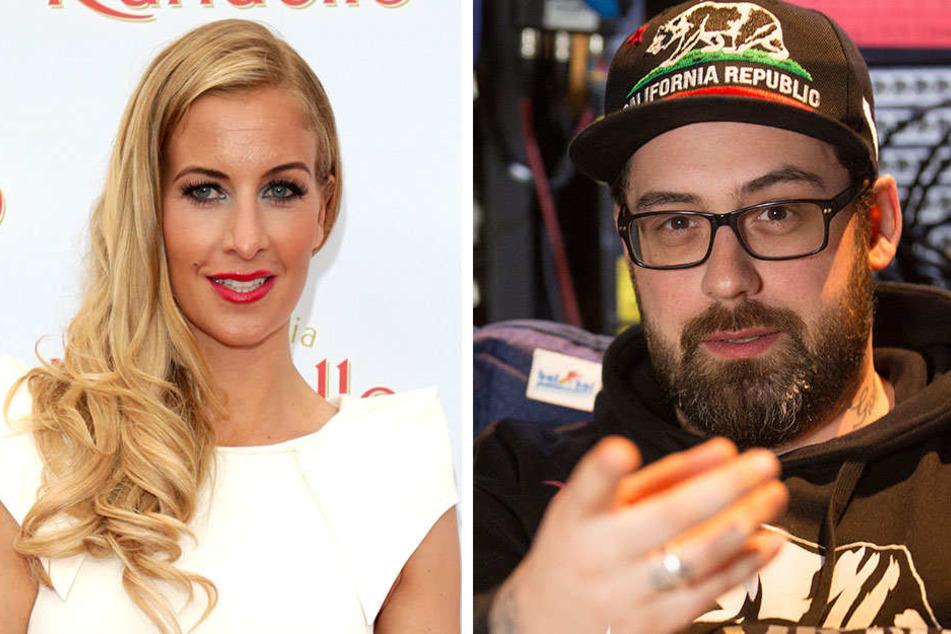 """Charlotte und ihr Mann Paul Würdig (Sido) demnächst gemeinsam bei """"X Factor"""" zu sehen."""