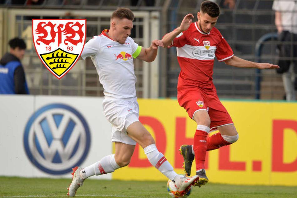 VfB Stuttgart: Zwei Talente kicken künftig woanders
