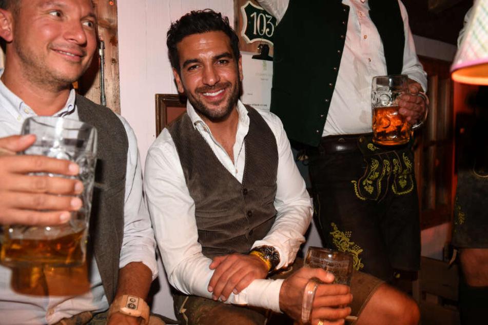 Elyas M'Barek: Das sucht der Single-Schauspieler auf dem Oktoberfest