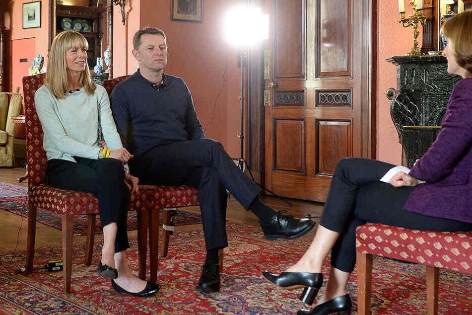 Kate und Gerry McCann (50) geben ein exklusives Interview.