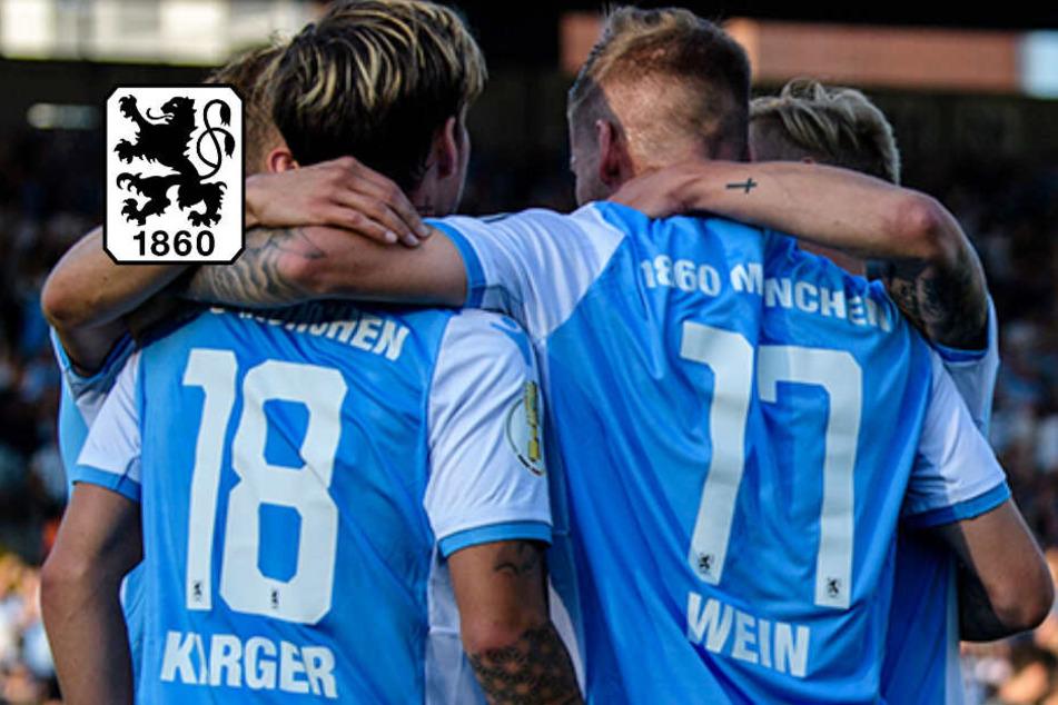 Spielplan steht fest: Auftaktspiel und Derby-Überdosis für den TSV 1860!