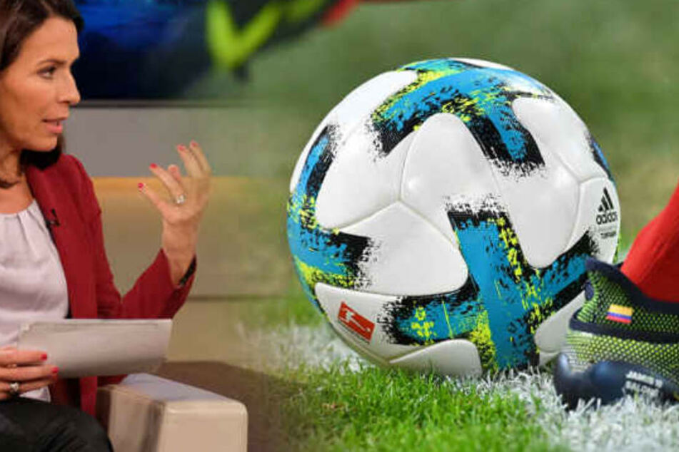 """Vergangenen Sonntag: Statt """"Anne Will"""" landete """"Football Leaks"""" auf dem Bildschirm,"""