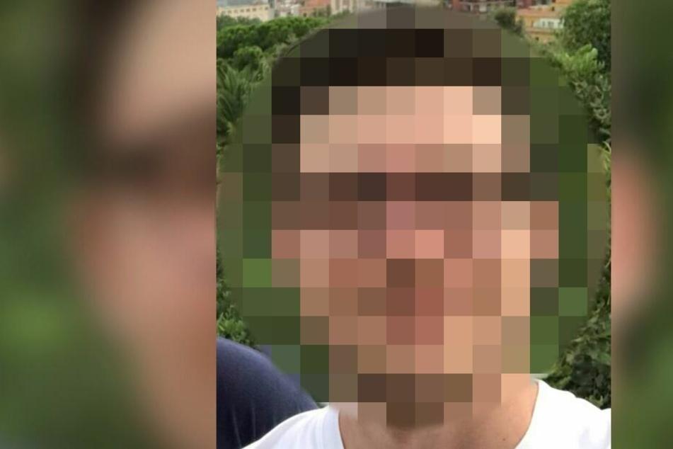 Der Vermisste Christian (20) aus Leisnig.