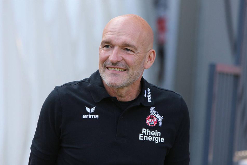 Stefan Emmerling (50) ist aktuell in den Diensten des 1. FC Kölns unterwegs.