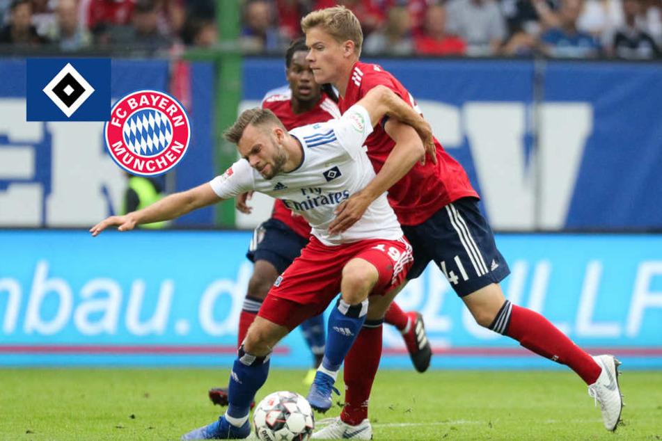 Testspiel Hsv Bayern