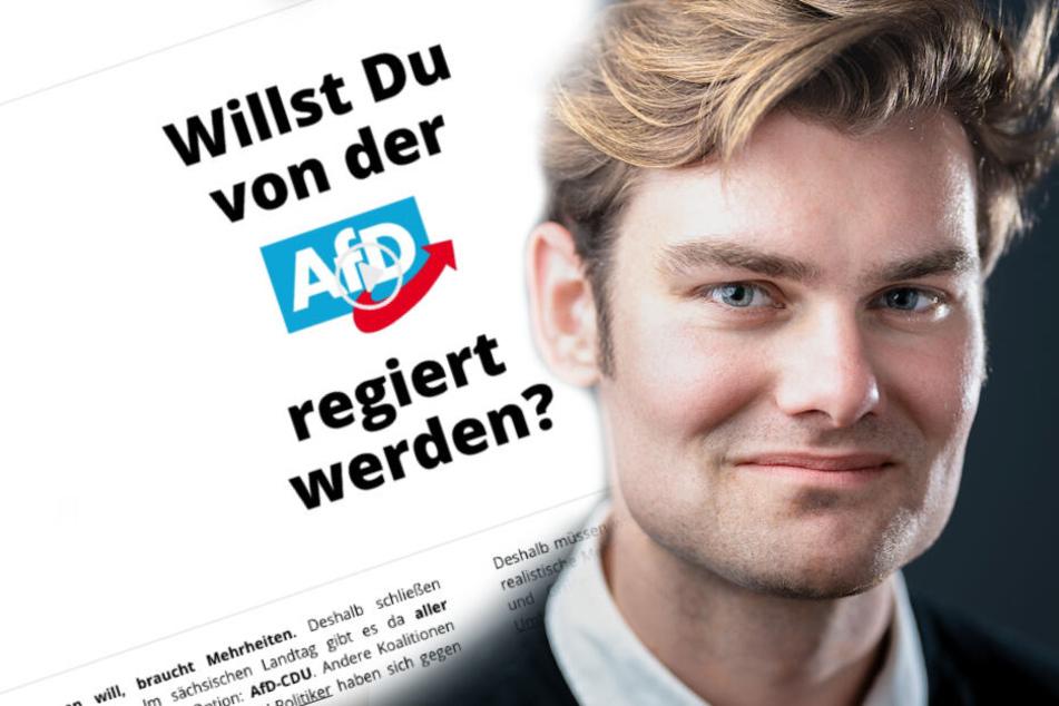 """Kampagne """"Zukunft Sachsen"""" will verhindern, dass die AfD im Freistaat regiert"""
