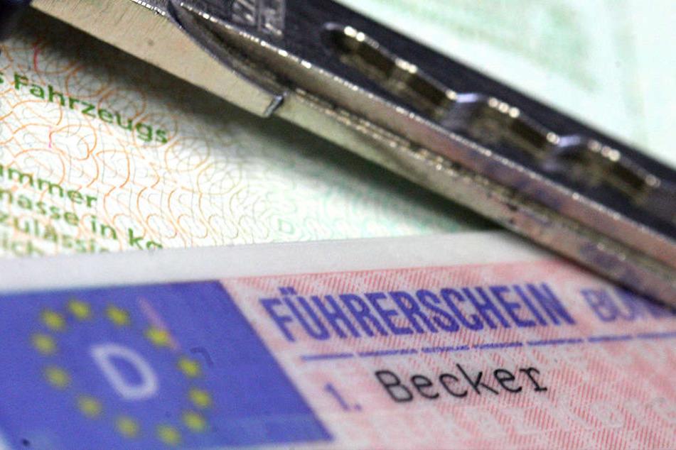 In Thüringen kann man seinen Moped-Führerschein schon mit 15 machen.