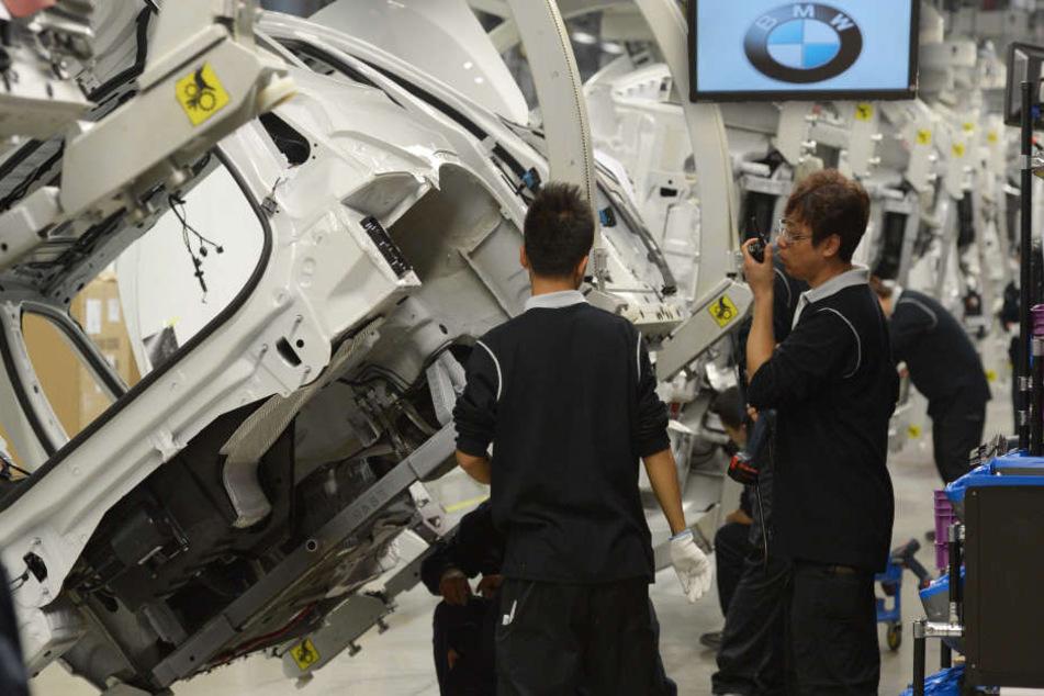 BMW könnte mit der Anteilerhöhung an Brilliance für ein Novum sorgen. (Symbolbild)