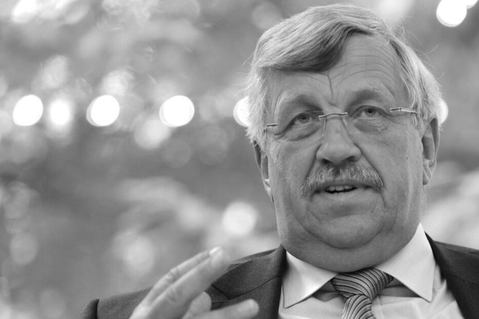 Der hessische CDU-Politiker wurde mit einem Kopfschuss getötet.