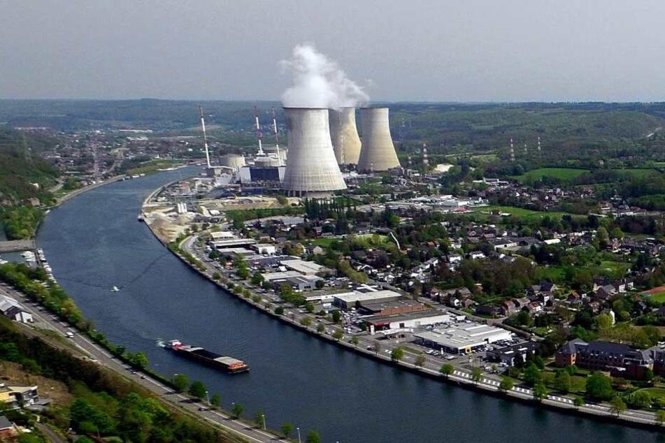 Das Akw Tihange 1 in Belgien liegt 70 Kilometer entfernt von Aachen.