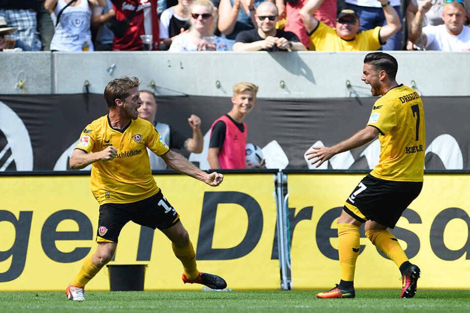 Niklas Kreuzer spielt am Samstag zum ersten Mal in seiner Geburtsstadt München. Kann er mit Andreas Lambertz jubeln?