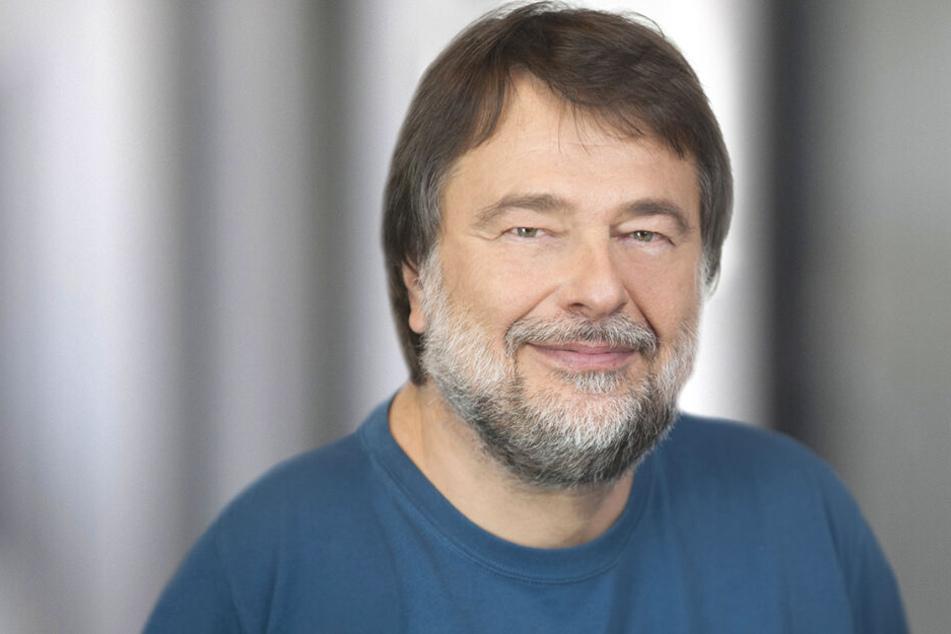 Seit Jahrzehnten war Thomas Schmidt als Radio-Moderator tätig.