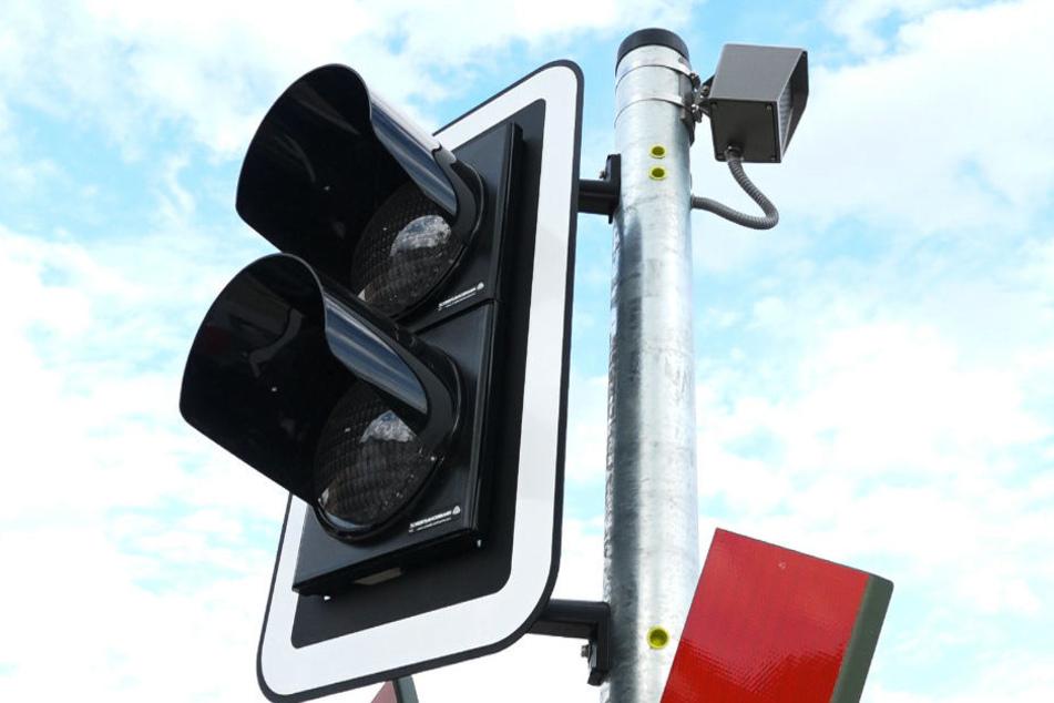 Die Lautsprecher am Bahnübergang in Hohenstadt sorgen für Unmut.
