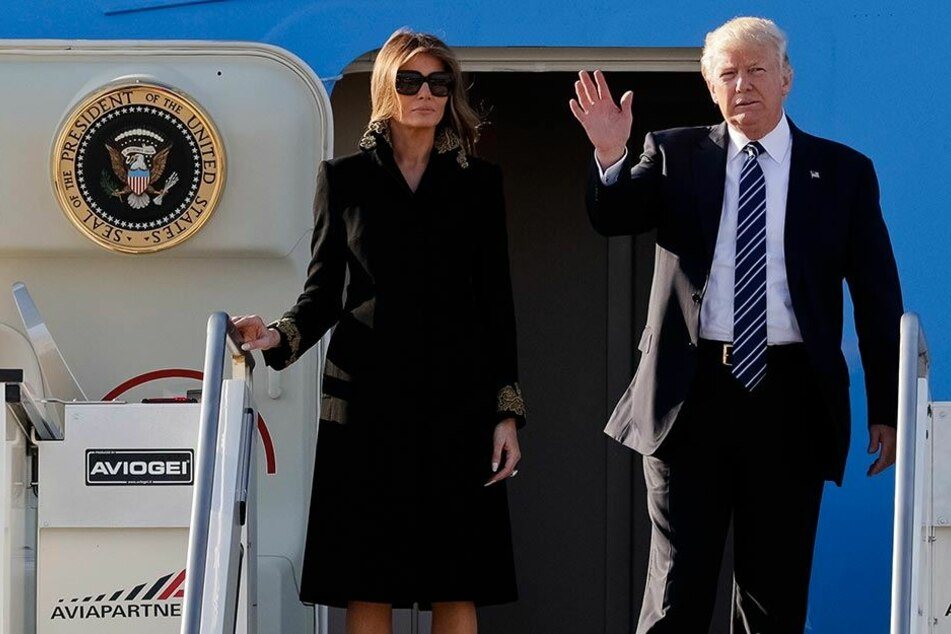 Getrennt! Donald und Melania Trump verbringen nie eine Nacht zusammen