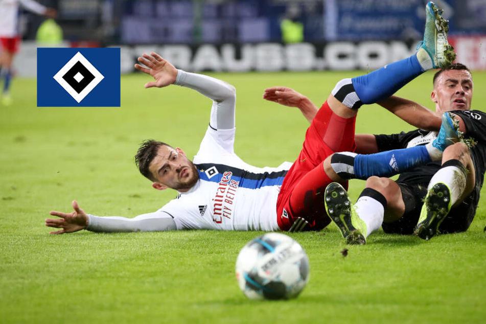 Erst Top, dann Flop! HSV verliert Pokal-Krimi gegen Stuttgart