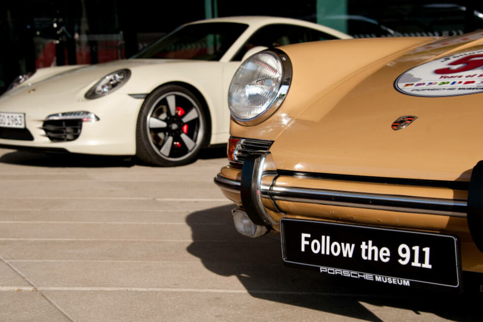 Ob modern oder Klassiker: Wer an Porsche denkt, hat meist den 911er im Kopf.