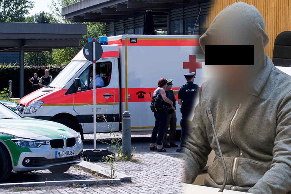 Polizistin niedergeschossen! Mutmaßlicher Schütze schweigt zur Tat