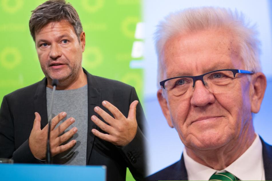 Kretschmann hat klare Präferenz bei Kanzler-Kandidaten der Grünen