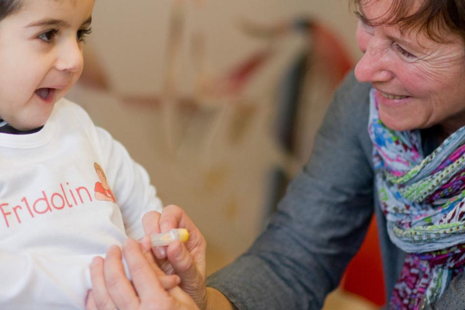 Mittlerweile erkranken immer mehr Kinder an Diabetes.