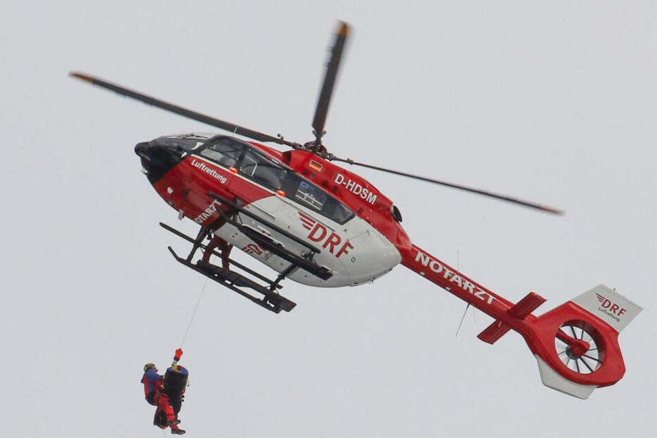 Fatale Abkürzung: Vater und Tochter (10) stürzen 100 Meter in die Tiefe
