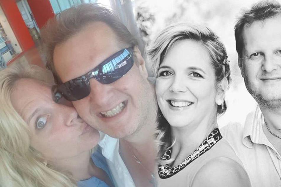 Daniela Büchner trauert um ihren Mann Jens.