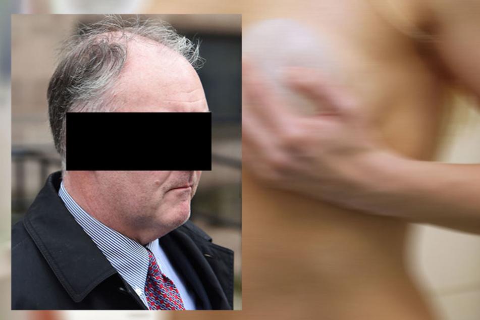 Ian Paterson wurde wegen 20-fachiger Körperverletzung verurteilt.