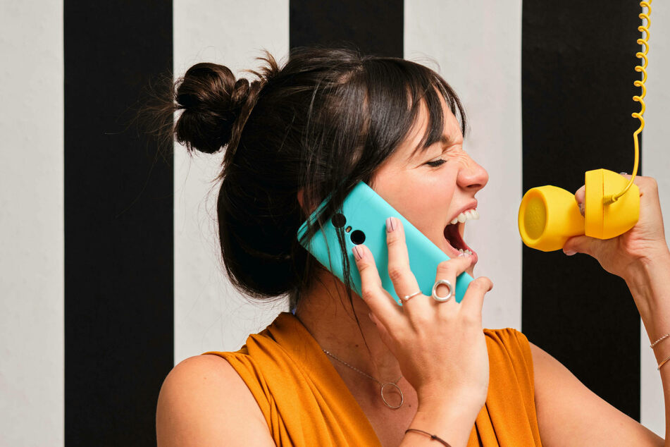 Shout, let it all out: hotline let's people scream out their frustration
