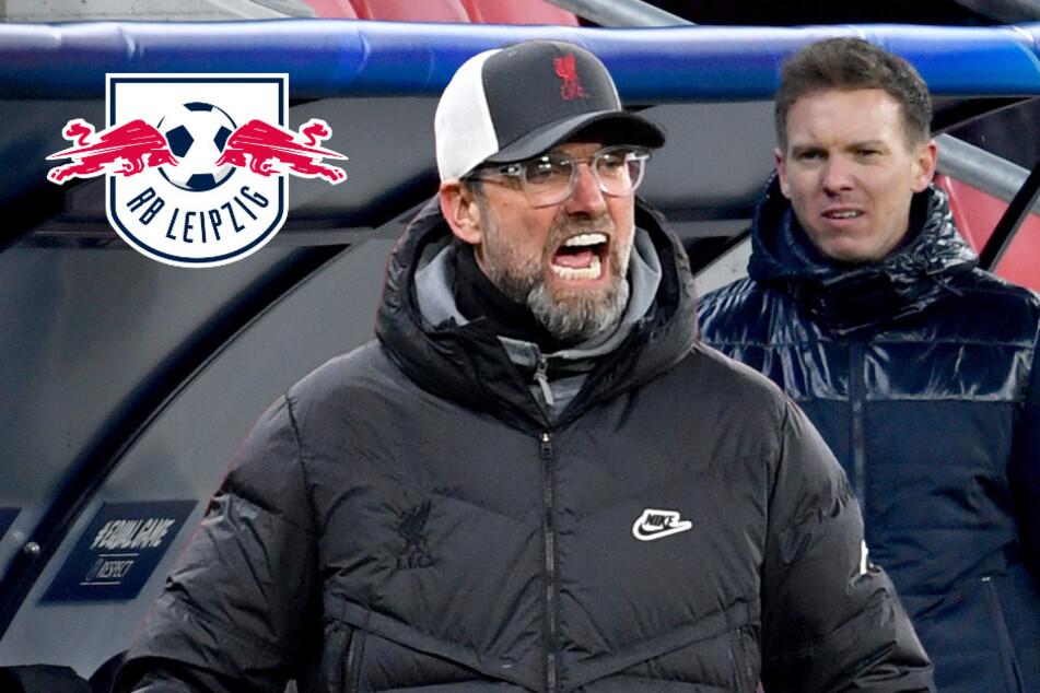 """Liverpool-Coach Klopp warnt trotz Sieges gegen RB Leipzig: """"Das Ding ist nicht durch, wir sind ja nicht doof!"""""""