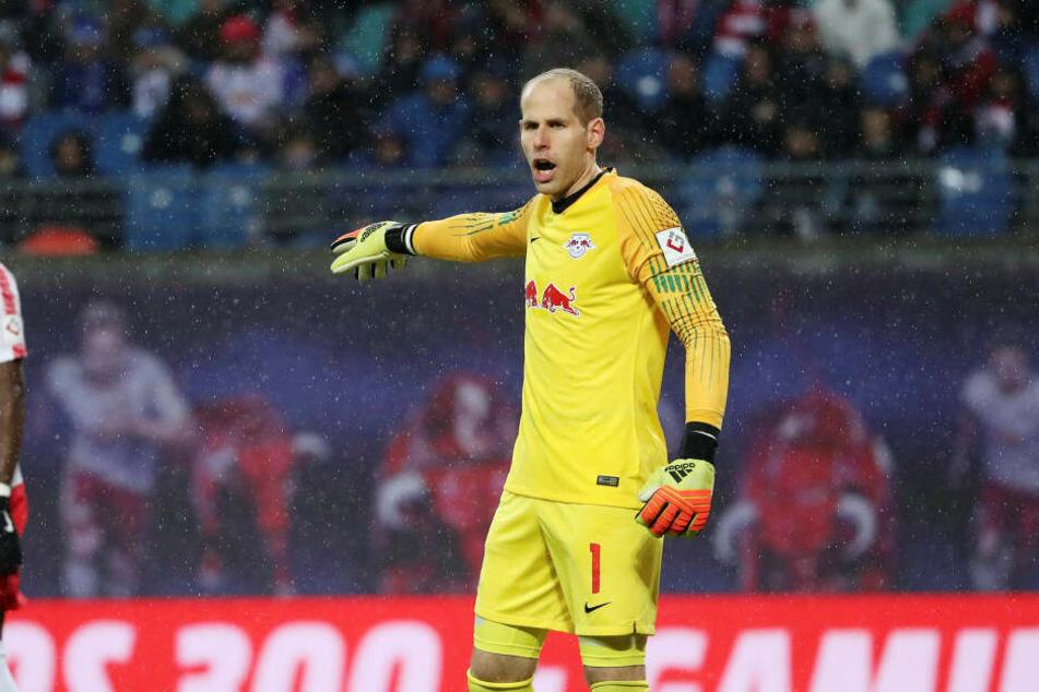 Hielt in 25 Bundesligaspielen schon zwölfmal den RB-Kasten sauber: Péter Gulácsi.