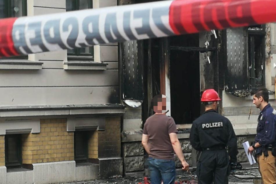 Die Ursache für die Explosion ist geklärt, mehr Informationen gibt die Polizei aus ermittlungstechnischen Gründen nicht heraus.