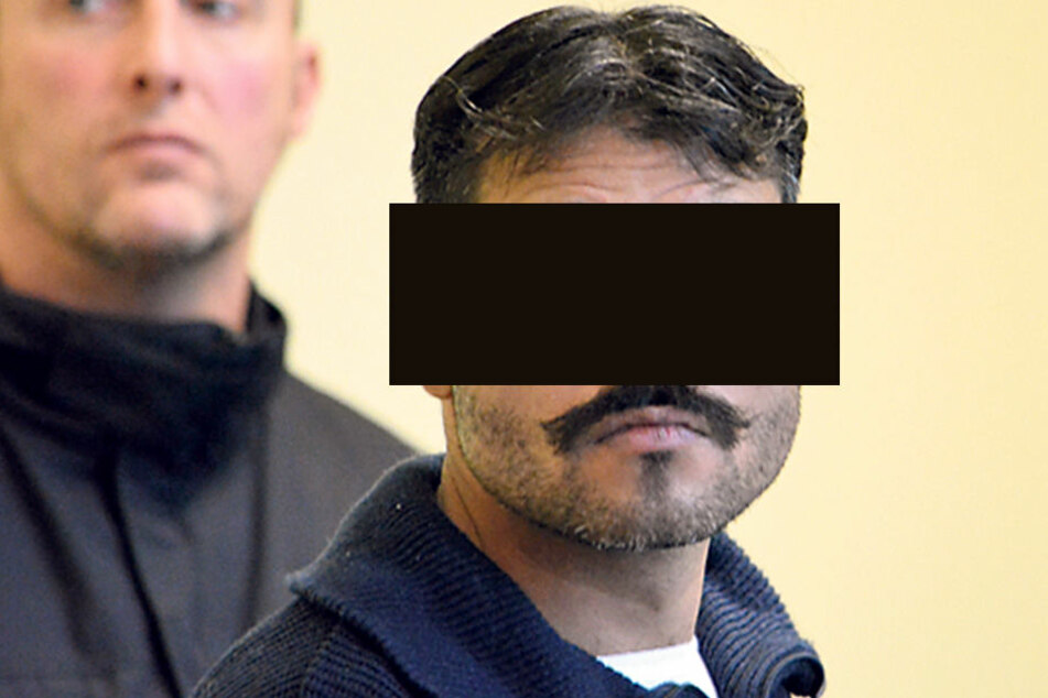 Der Pakistaner Qaisar S. (39) hat viel auf dem Kerbholz. Ihm droht unter anderem wegen Vergewaltigung eine lange Strafe.