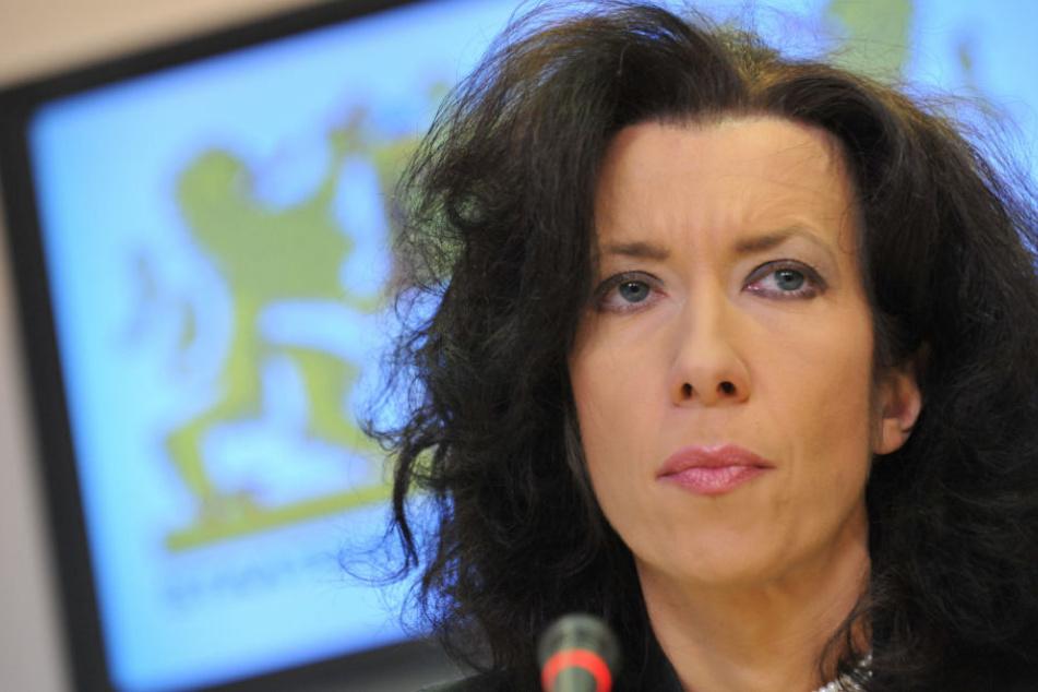 Andrea Titz übt an der aktuellen Personalsituation in Bayern Kritik. (Archivbild)