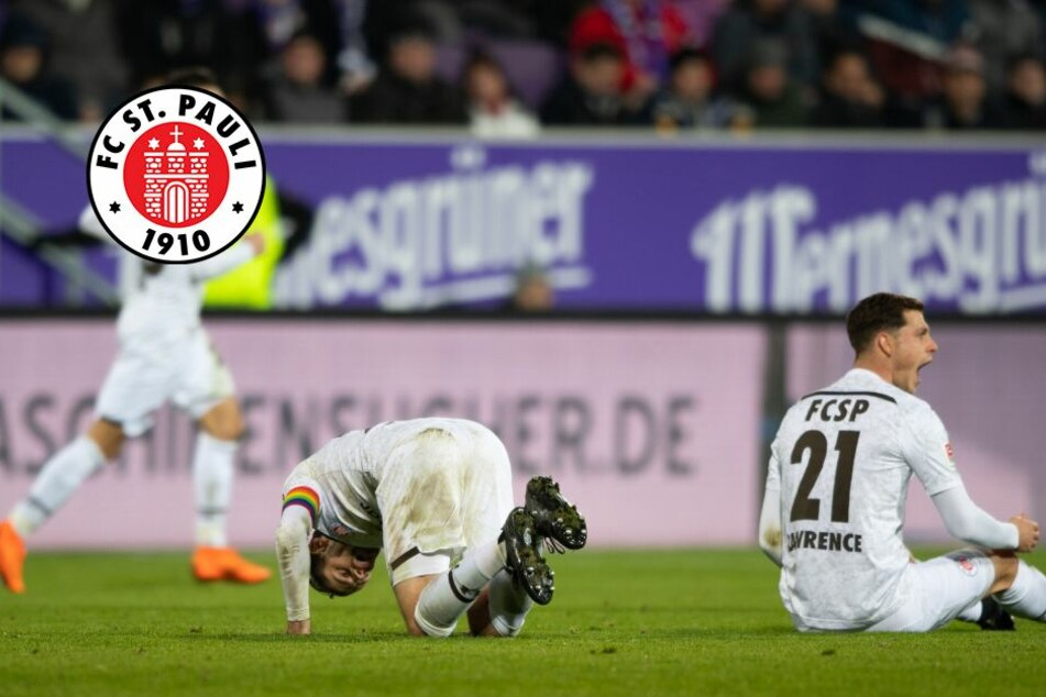 FC St. Pauli bleibt weiter sieglos: Pleite in Aue!